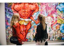Art Nigth i Murakami by Murakami på Astrup Fearnley Museet