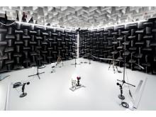 Dyson Singapore Technology Centre_Acoustic Lab