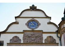 Ljunglöfska Slottet, detalj. Fotograf: Bengt Alm