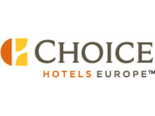 Choice Hotels Europe Logo. Horizontal. Without single brands.