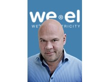 Peter Swartling, CEO and co-founder of Werel