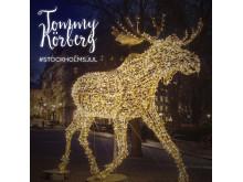 Tommy Körberg #Stockholmsjul - Omslag