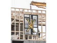 Upcycle Studios, gamle vinduer får ny udsigt i København