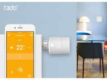 tado°  Smart Radiator Thermostat_lifestyle