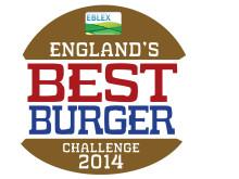 England's Best Burger Challenge 2014