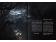 The Call of Cthulhu Spread 1