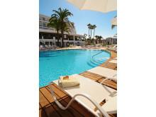 Vælger bornholmerne Gran Canaria, får de mulighed for at bo på Spies' voksenhotel Sunprime Atlantic View i Playa del Inglés.