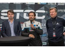 Prins Carl Philips Racing Pokal. Foto: Daniel Ahlgren/STCC