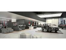 MMC _ New global showroom design