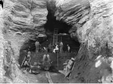 The excavations of Stora Förvar