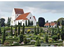 Pårup Kirke på Fyn