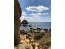 Klippstrand Algarve