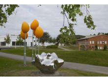Själevadskolan Landningsplats Monica Gora