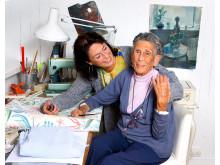 Det är aldrig för sent! Utställning med Joy Zandén på Beckmans