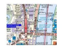 Map 1 - Parliament Street