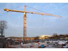 Hogia bygger nytt kontor