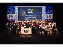 Panasonic KWN Global Award Ceremony 2015