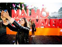 Malmofestivalen selfie