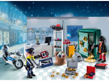 """PLAYMOBIL-Adventskalender """"Polizeieinsatz im Juweliergeschäft"""""""