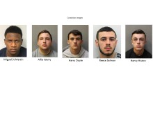 Convicted men