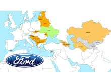 A Ford európai újautó-eladásai 11 százalékkal növekedtek 2015-ben; Európa első számú haszongépjármű-márkája a Ford; 2016-ban több új modell várható