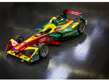 FIA Formula E ABT Schaeffler FE02