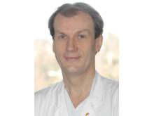 Docent Hans Persson, överläkare Hjärtkliniken Danderyds sjukhus