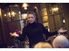 Anette Langseth, Commercial Manager B2B i Nespresso