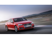 Audi S4 - Misano Red front