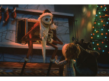 Nightmare before Christmas, sänds 24 dec 17.35 i Kanal 9.