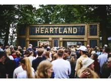 Heartland Festival skilt