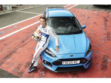 Ford odmění nejlepší časy ve hře Forza na veletrhu Gamescom svezením ve Focusu RS