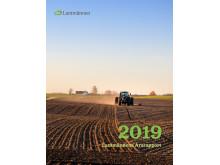 Omslag årsredovisning 2019