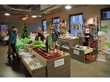 Die Verkaufsfläche des Leipzig Shop in der Nikolaistraße 23