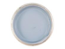 Mildblå