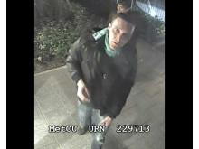 Image of a man police wish to speak - ref: 229713