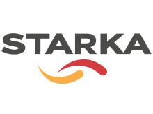 Starka logo färg mörkgrå