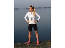 Viktoria Jonsson - cyklar för Suicide Zero