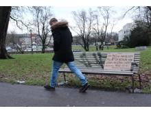 Gerillakampanj för Göteborgs Räddningsmission