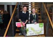 Rent-a-plagg, vinnare i Kategorin: Miljö & Energi