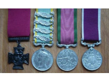 Private Palmer's Medal Group