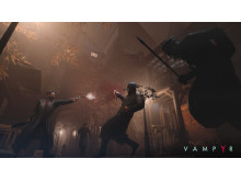 Vampyr - Combat Screenshot