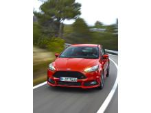 Nye Ford Focus ST - nå også i dieselversjon