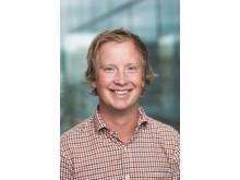 Morten Trasti, analytiker i Lindorff