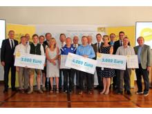 Preisverleihung Bürgerenergiepreis Niederbayern 2017