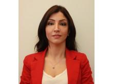 Mahsa Fallah, porträtt.