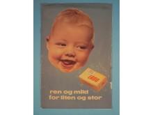 Plakat fra Lano's barndom