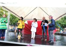 Prisutdelning Malmö stads föreningspris för ideella insatser för en hållbar stad