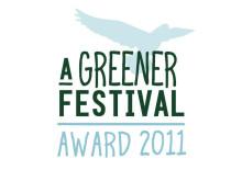 Malmöfestivalen - A Greener Festival Award 2011