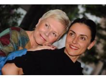 """Disa Åberg och Linda Bonaventura debuterar med feelgood-romanen """"Operamopsen – en sällsam kärlekshistoria"""""""